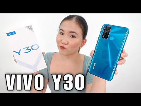 VIVO Y30 REVIEW: OKAY SANA TO KASO...