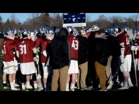 Muhlenberg College Men's Lacrosse Vs. Centenary