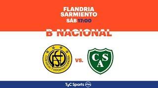 Flandria vs Sarmiento full match