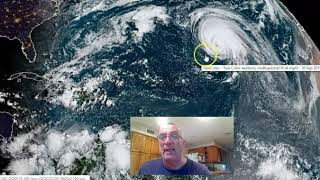Weather in 5 Weather Pattern Changes Ahead Hurricane Lorenzo Azores & to Ireland Elngland Late Week