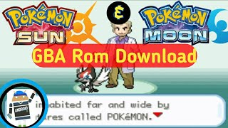 How to download Pokemon Sun and Moon Rom Hack Fire Red GBA game