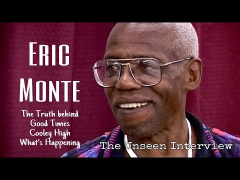 Eric Monte - The Unseen Interview (2006)