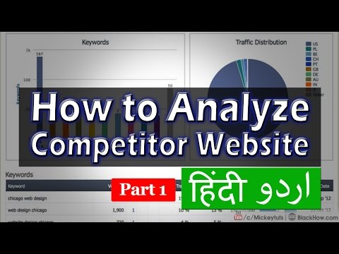 On Page SEO Course: How to Analyze Competitor Website | Urdu/Hindi Tutorial Part 1
