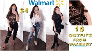 LOOK BOUGIE ON A BUDGET - 10 BOUGIE OUTFITS FROM WALMART