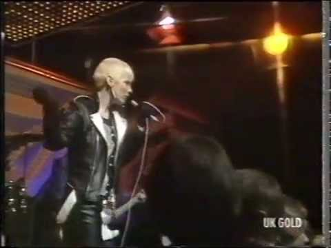 The Tourists (I Only Want To Be With You) TOTP 1979