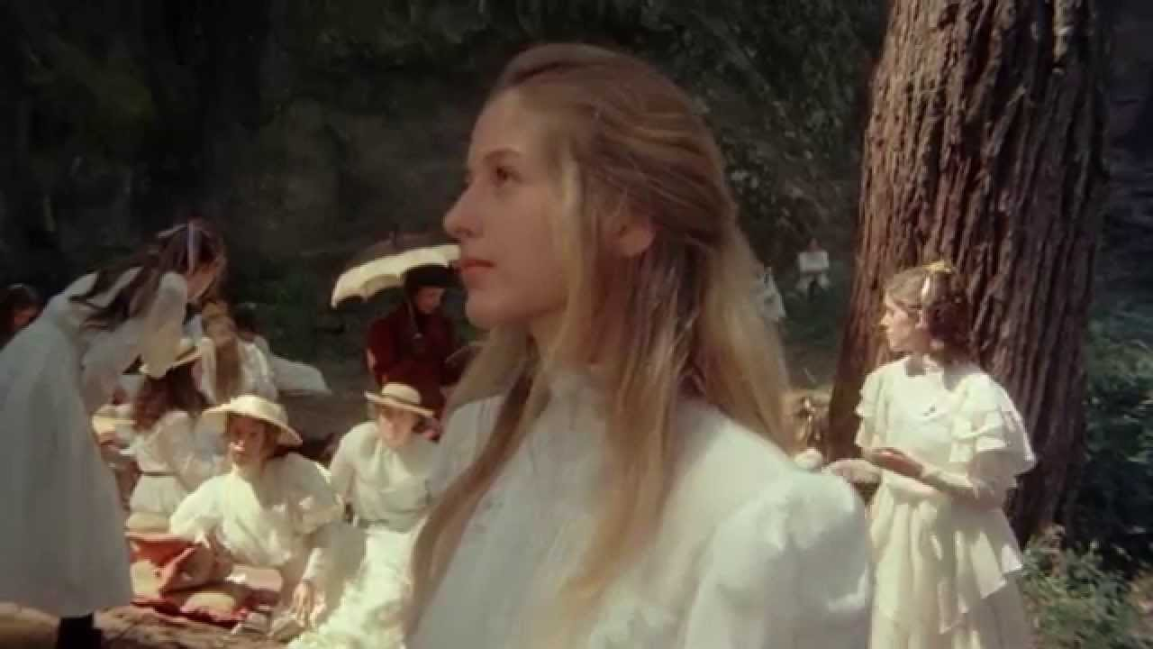 Where each scene was filmed - Picnic at Hanging Rock (1975