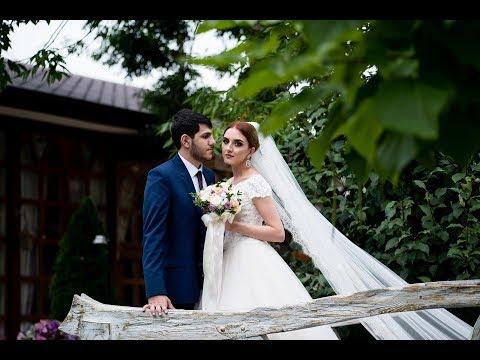 Армянская свадьба 1 часть  Wedding 2017