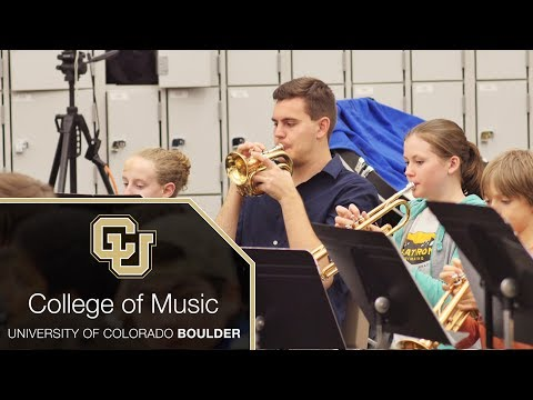 Music Education at CU Boulder