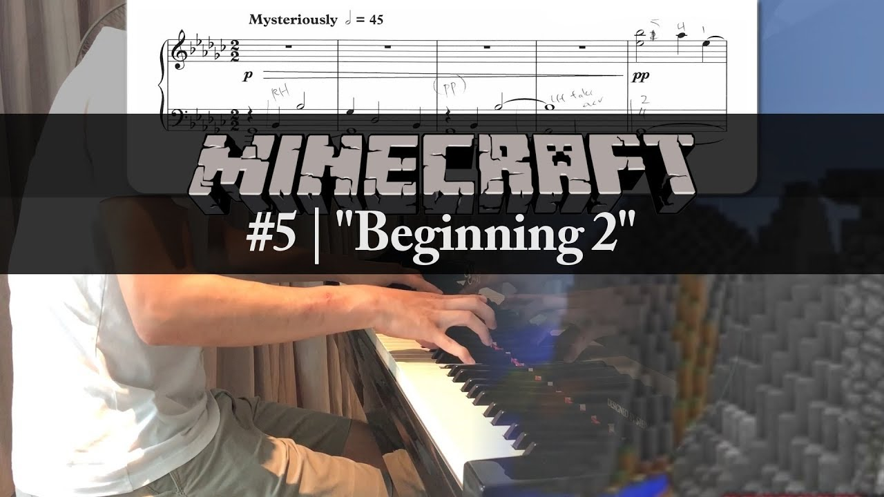 Minecraft Piano Collection #5 -
