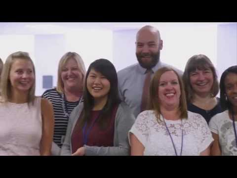Working in Learning and Development at Nottingham Building Society