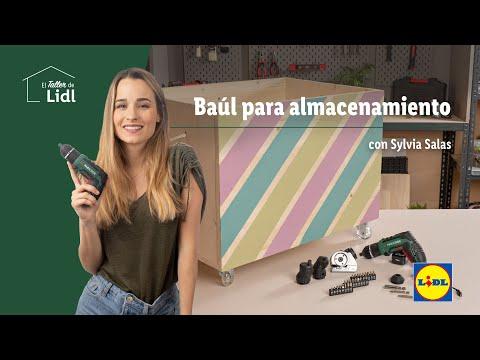 Download Cómo hacer un Baúl de almacenamiento  🔨 | El taller de Lidl |Lidl España