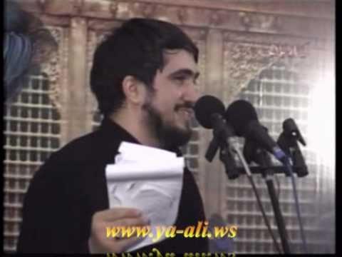Baqir Mensuri | حاج محمدباقر منصوری |  Erdebilde eza meclisi | 2010 Ashura | 2 [www.ya-ali.ws]