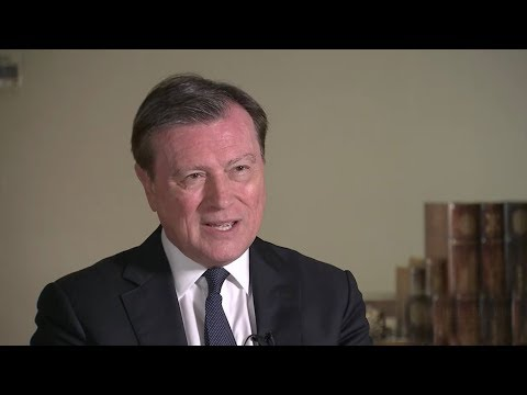 Interview with Standard Chartered chair Jose Vinals