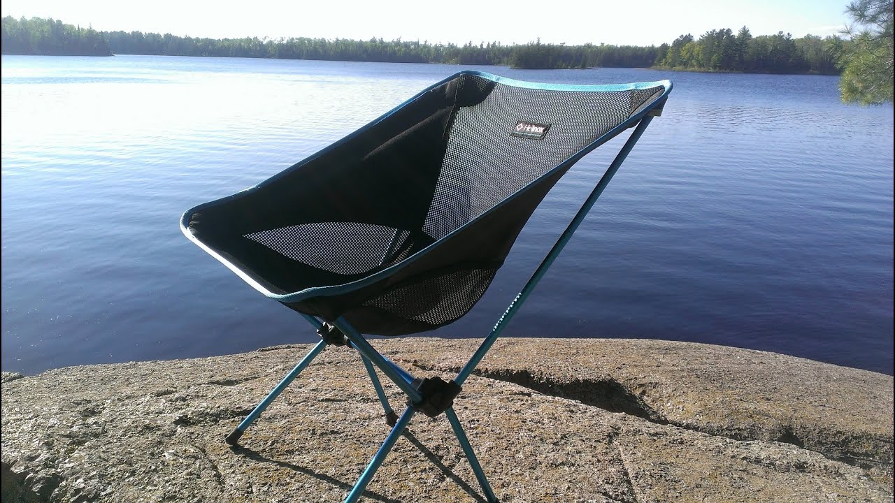 Helinox Chair e Camp Chair review