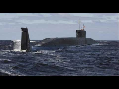 Russia's Newest Nuclear Submarine Just Docked In the Pacific for Good