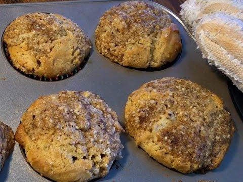 Best Apple Cinnamon Gluten-Free Muffins