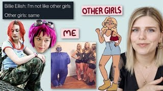 """I'm Not Like Other Girls"""