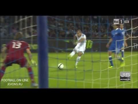 Italy Vs Armenia 2 2 2013 All Goals \u0026 HighLights 15 10 2013) HD