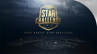 OFFICIAL PUBG MOBILE STAR CHALLENGE TOURNAMENT TRAINING - PUBG Mobile Update 0.8 Gameplay