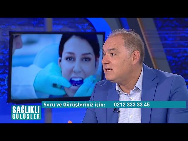 Dt. Umur Arıkan - Beyaz TV Sağlıklı Gülüşler Programı