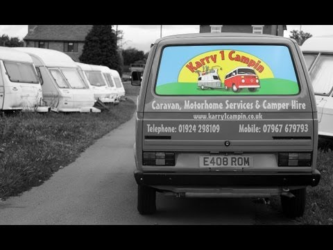 Mobile Caravan and Motorhome Servicing in Wakefield, West Yorkshire - Karry1Campin
