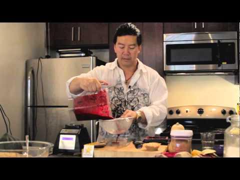 A Healthy, Vegan Red Velvet Cupcake : Healthy Vegan Recipes