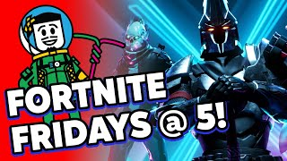 GET THIS BREAD! Fortnite Fridays with Bricks 'O' Brian!