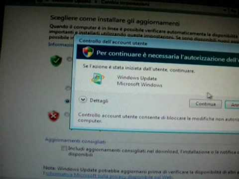 Come formattare il pc e installare windows 7.