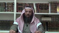 خطورة الكلمة : الشيخ عمر الزبيدي