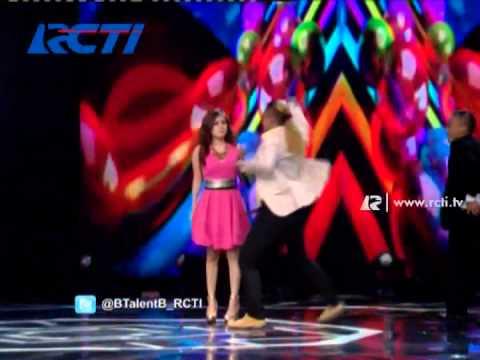 Rere Gocing (goyang Mancing)  -  Bukan Talent Biasa 06 Mei 2014