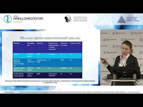 Алгоритмы диагностики и лечения опухолей невыявленной первичной локализации