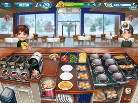 Save 【Cooking Fever】Italian Buffet_Level 40 (3 Stars) Pictures