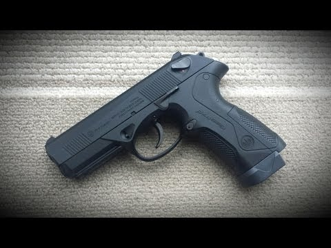 Tokyo Marui PX4 Storm Review [Airsoft]