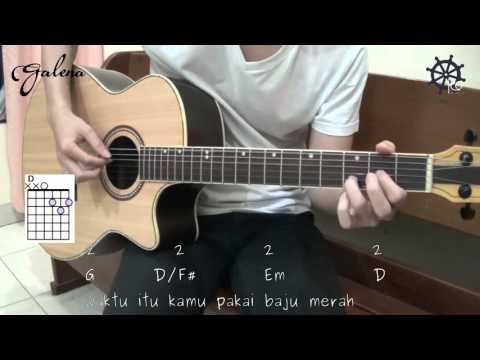 5 MENIT Belajar Gitar (Asmara Nusantara - Budi Doremi)
