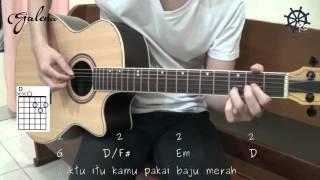 5 MENIT Belajar Gitar (Asmara Nusantara - Budi Doremi) Mp3
