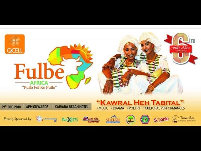 FULBE AFRICA FESTIVAL  2018 Fulbe Africa Festival 2018, Part2