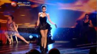 Скачать Cheryl Cole Parachute LIVE On SPORT RELIEF 2010