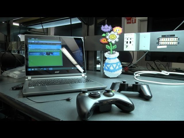 how to use a ps3 controller on a laptop