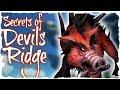 SECRETS OF DEVILS RIDGE // SEA OF THIEVES - Sun gods, Boars, and Krakens #SeaofThieves #BeMorePirate