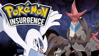 EPICKI POJEDYNEK! LUGIA PRZECHODZI NA CIEMNĄ STRONĘ MOCY! - Let's Play Pokemon Insurgence #22