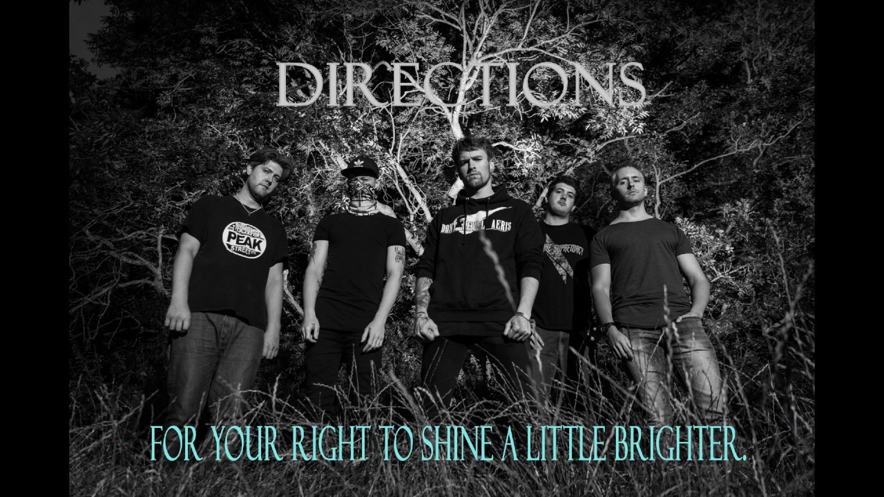 These Septic Stars - Directions [Official Lyric Video] #1