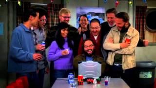 The Big Bang Theory S07E01 Serial Apist scene