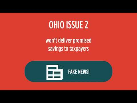 OH: 2 Bad For Taxpayers | Ballot Issue 2| Ohioans for Tax Reform