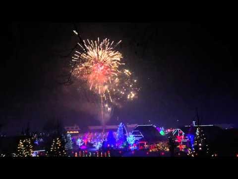 Božićna Bajka Obitelji Salaj - Jurin Vatromet