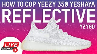 How to Cop adidas Yeezy Boost 350 V2