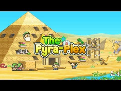 The Pyraplex (by Kairosoft Co ,Ltd) - iOS / Android - HD Gameplay Trailer