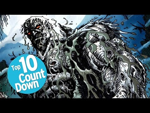 Top 10 Ghost and Undead Comic Book Characters