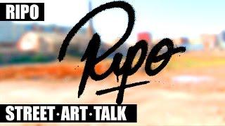 RIPO | Street Art | DevotionBCN.com