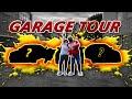 Garage Tour / ⁉ Preguntas Y Respuesta Camila Aguilera / Parte 2 / Gtr / Vlog  05/ 01.08 || Baqeet