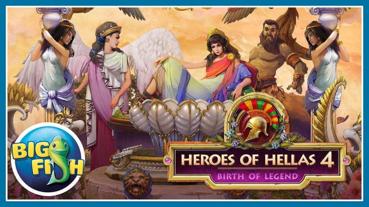 HEROES HELLAS GRATUITEMENT OF TÉLÉCHARGER